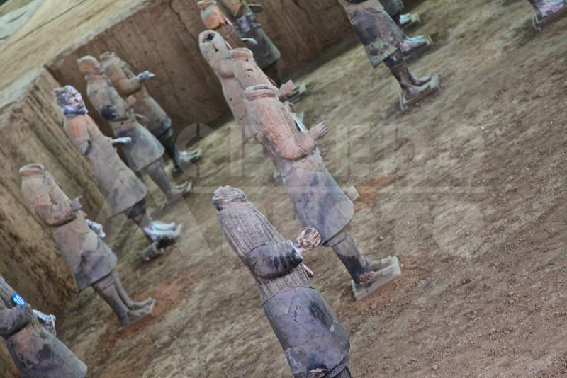 Xian 20130302 055 Museum of Qin Terracotta Warriors M
