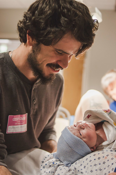 Benjamin   Birth story