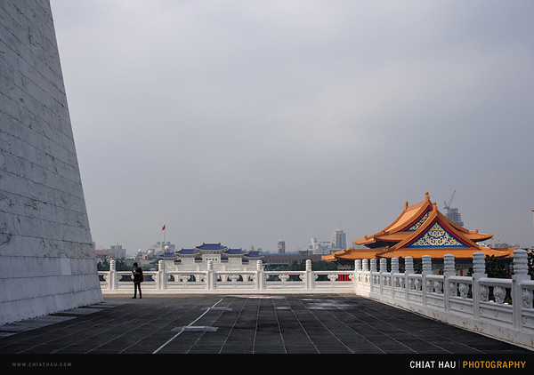 台北 - 中正纪念堂