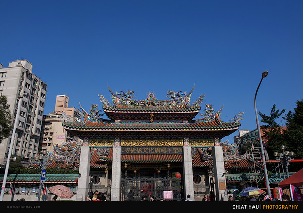 台北 - 龙山寺