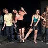 Van, CB, Marcy, Tricia, Matt