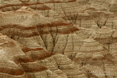 Mounds and Stripes, The Badlands