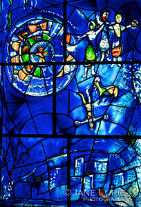 Chagall Window, Chicago