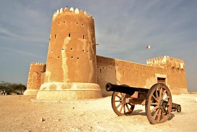 Al-Zubarah Fort, Qatar.