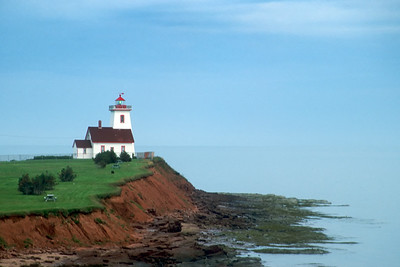 Wood Islands Lighthouse, PEI.