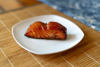 Photo of Cooked Salmon