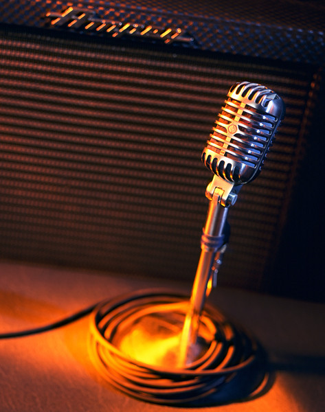 Microphone Still Life, Album Cover