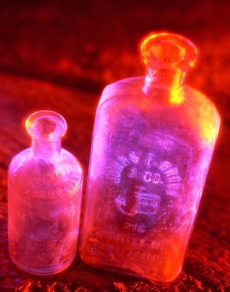 Still Life, Bottles