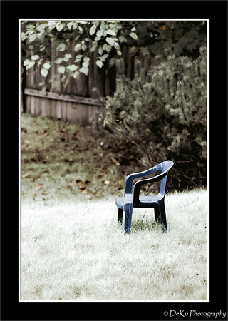 The Chair-colorinfrared 8x12