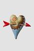 ceramic valentine