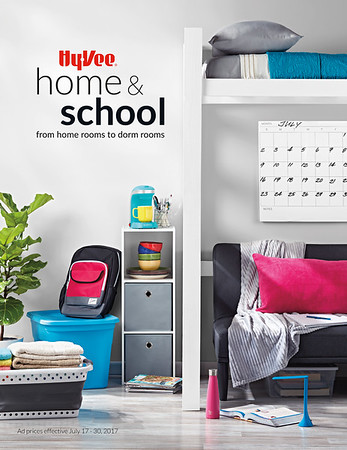 Hy-Vee Home & School Book