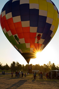 KLAQ Balloonfest 2012