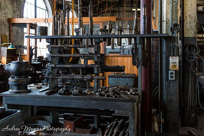 Edison's Heavy Machine Shop
