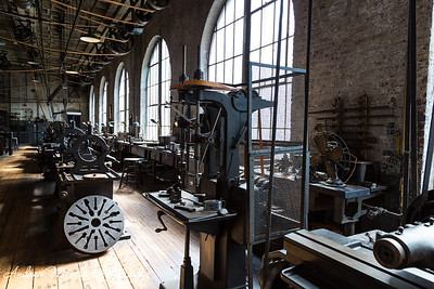 Thomas Edison's Heavy Machine Shop