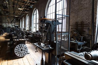 Thomas Edison's Heavy Machine Shop
