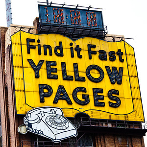 Find It Fast Yellow Pages