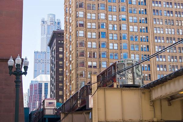 Chicago - L Train - Brown Line