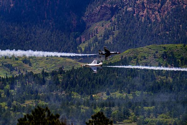 USAF Thunderbird Manuever