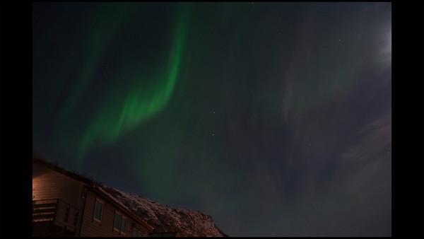 The Aurora at Ersfjordbotn (Tromso, Norway)