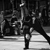 Street Performers<br /> Barcelona, Spain