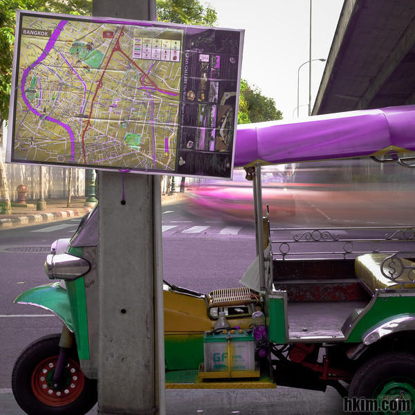 Bangkok Afternoon