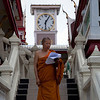 His Time<br /> Wat Soi Thong<br /> Bangkok, Thailand