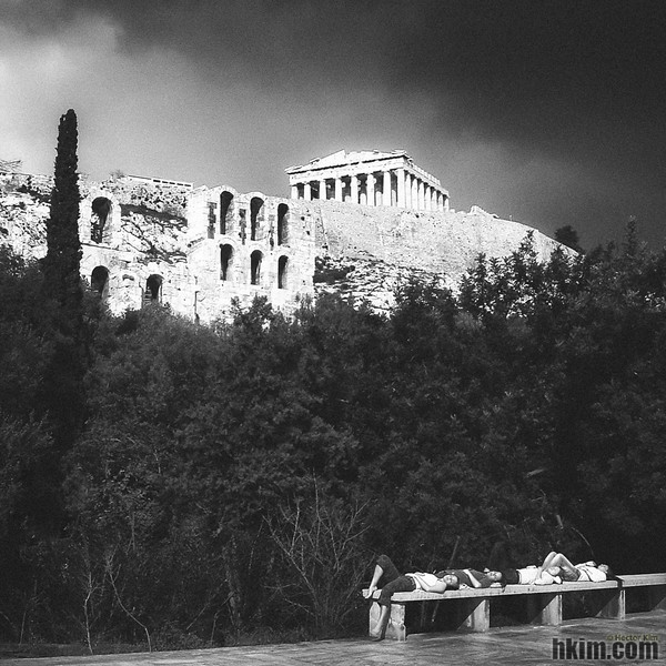 Siesta<br /> Athens, Greece