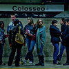 Jeans at Colosseo<br /> Rome, Italy