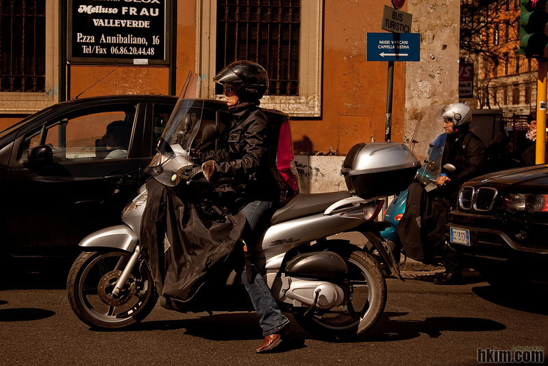 Getting Around in Rome<br /> Rome, Italy