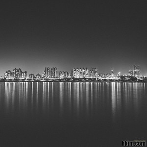 The Boy's Hometown Across the Water Seoul, S. Korea