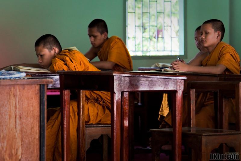 A Long Class<br /> Bangkok, Thailand