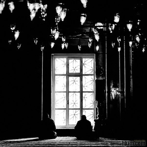 The Wait Sultan Ahmed Mosque, Istanbul, Turkey