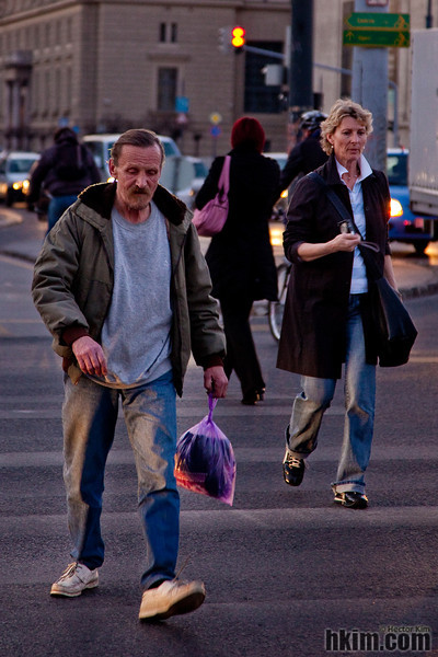 Living Alone<br /> Budapest, Hungary