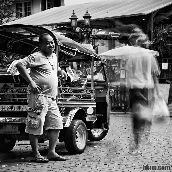 Want a Ride, Miss? Hello?<br /> Bangkok, Thailand