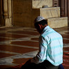 A Moment with God<br /> Agra, India