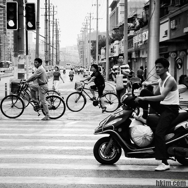 Getting Around in Shanghai<br /> Shanghai, China