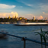 Chao Phraya River<br /> Bangkok, Thailand