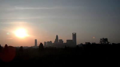 early morning sunrise2