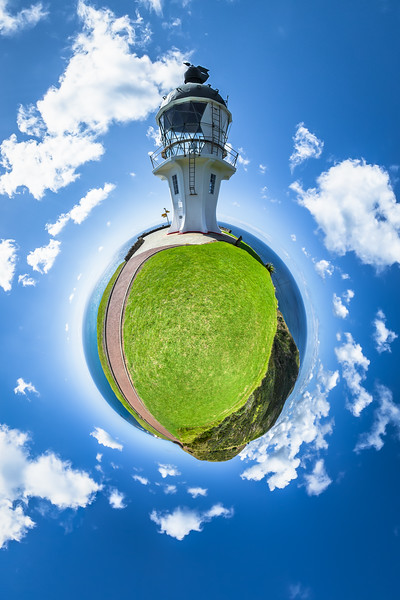 Cape Reinga Light House by © Christian Kleiman