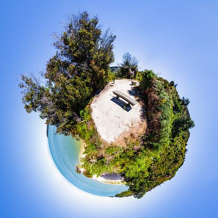 Stu's Lookout to Porter's Beach - Abel Tasman Coast Track