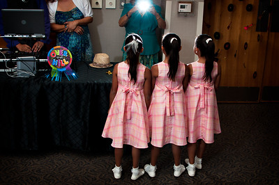 07/30/2011 ***Everybody wants a picture of the triplets...including me :) It's no secret; I love these little princesses, each for her own individual character. It is so fun watching them grow and being part of their lives.