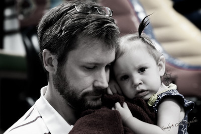 Wednesday August 22, 2012  Father of the Bride To Be  One day, this moment will be a faded memory and the vivid image that will stand in its place is that of a father giving away his little girl. Childhood is so precious.