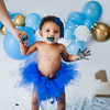 Winter | First birthday session