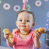 Donut Grow Up | 1 year birthday session