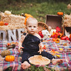 1 year old birthday session