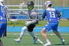 Rob Pannell and his New York Lizards of Major League Lacrosse played a preseason scrimmage against the Israeli National Team prior to the start of the 2016 season.  April 10, 2016.  Brooks Stadium at the United States Merchant Marine Academy, Kings Point, NY.
