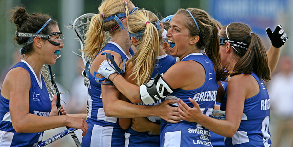 Israel sent a Women's Festival Team to Amsterdam, Holland where they won the European Championship in overtime against Global Players.  June 29, 2012