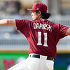 Frisco RoughRiders pitcher Yu Darvish (11)