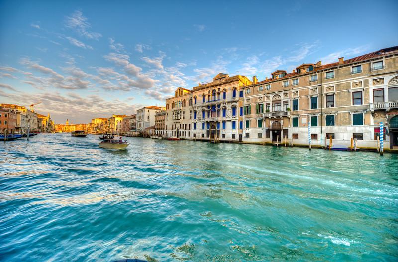 22 OCT 2011 - Venice, Italy