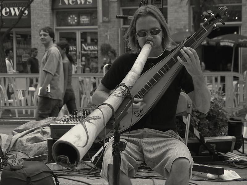 Didgeridoo and Dulcimer